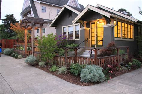 a craftsman bungalow seeded earth photo bungalow berkeley planted earth design build