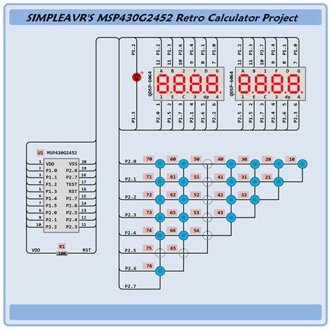 calculator circuit diagram circuit diagram calculator wiring diagrams schematics