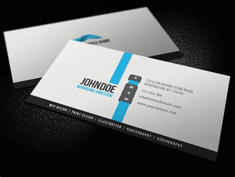 business card letterhead inspiration top 6 important things to add in business cards