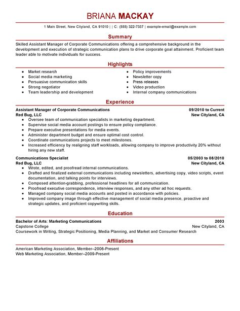 resume for restaurant manager restaurant manager resume sample