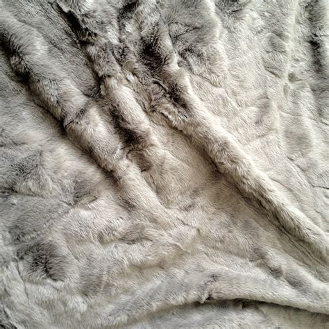 faux fur bed throw silver fox faux fur throw french bedroom company