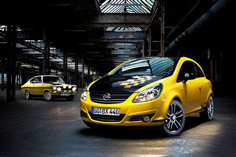 Rally Auto Tuning by Opel Corsa Color Race Rallye Style Auto Tuning News