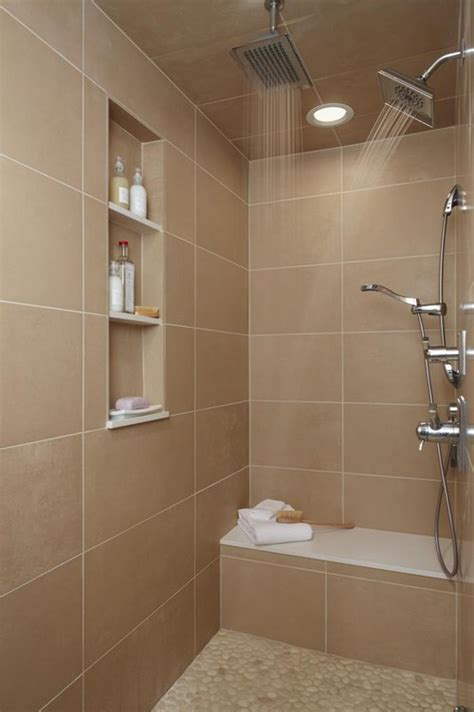 Bathroom Tile Shelves Tub Shower Wall Tile Decision