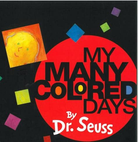 my many colored days dr seuss activities to go with each of his beloved classics