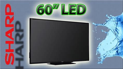 Update Tv Led Sharp sharp aquos 60 quot led smart tv overview lc 60le632u lc 60le640u