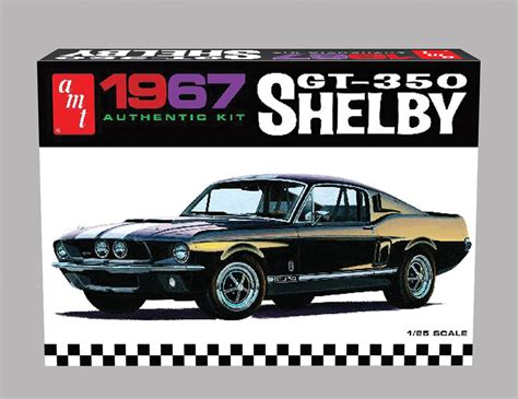 1967 shelby gt 350 kit 1 25 scale historic rail