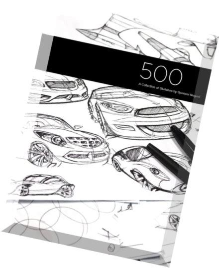 500 Sketches Pdf 500 a collection of sketches by spencer nugent