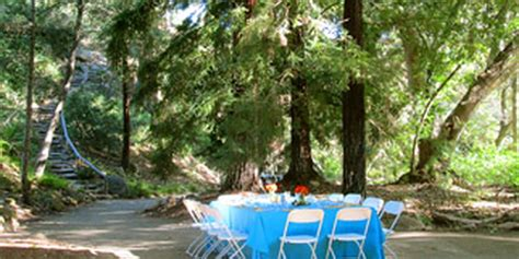 wedding venues santa the santa barbara botanic garden weddings