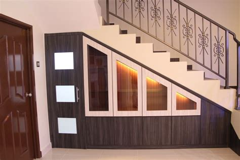 Stair Cabinet Designs by 110
