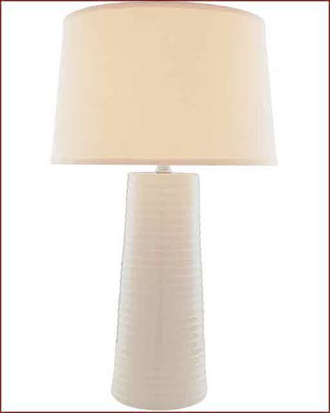 Ls Shades by Lite Source In Ivory With Fabric Shade Table L Ls 20830ivy