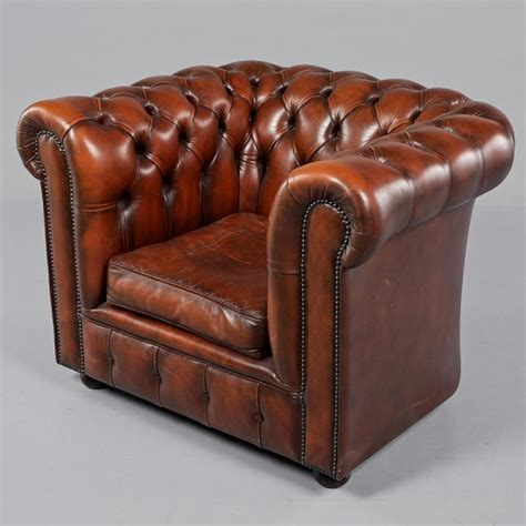 poltrone chesterfield prezzi poltrona chesterfield modello club in pelle vintage