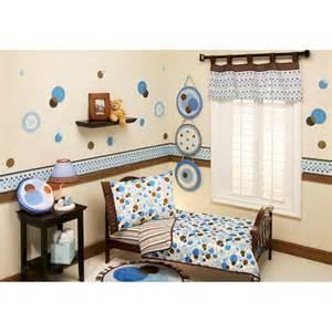Baby Boy Bedding Sets Walmart George Baby Avalon Toddler Bedding Set For Boys Walmart