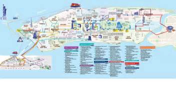New York Ferry Map by New York 48 Hour Hop On Hop Off Tour Including Statue Of