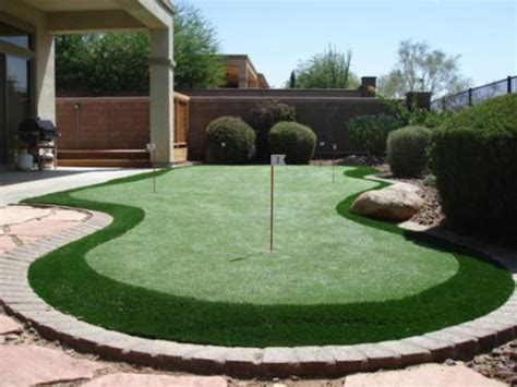 Landscape Designs For Backyards Custom Putting Greens In Mn Amp Wi Call For Minneapolis