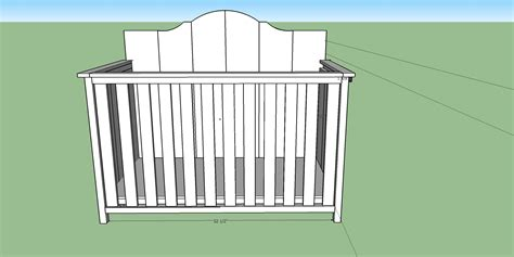 Crib House by How To Build A Crib For 200 On House And Home