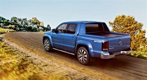 2019 Vw Amarok by 2019 Vw Amarok Review Price Release Date Exterior
