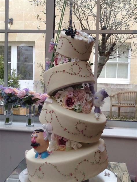 Wedding Toys by Story Wedding Cake Wedding