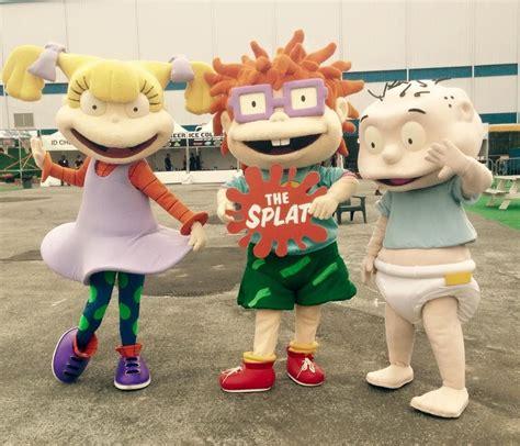 Nickelodeon Cruise Sweepstakes - nickalive october 2016 at nickelodeon land uk 90 s