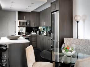 Modern Condo Kitchen Design Contemporary Condo Contemporary Kitchen Other Metro