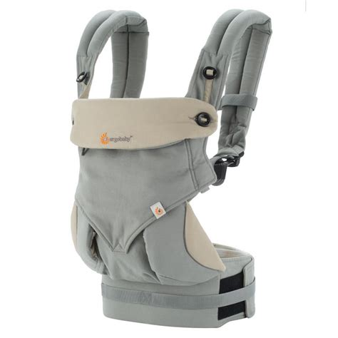 Ergobaby Four Position 360 Baby Carrier Green ergobaby ergo four position 360 baby carrier grey ergo ergobaby canada lagoon baby