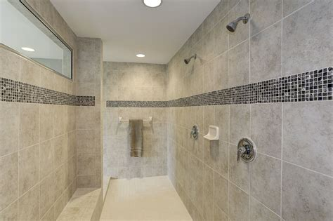 roman bathroom roman shower with granite tile in owner s bathroom the
