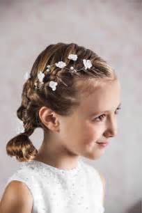 hairstyles for communion communion hair vine floral and beaded hair wire for