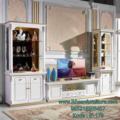 Lemari Vintage harga lemari tv mewah model lemari tv mewah terbaru