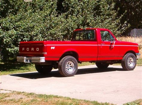 1988 ford f150 specs gohigh 1988 ford f150 regular cab specs photos
