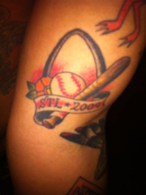 st louis cardinals tattoo quotes