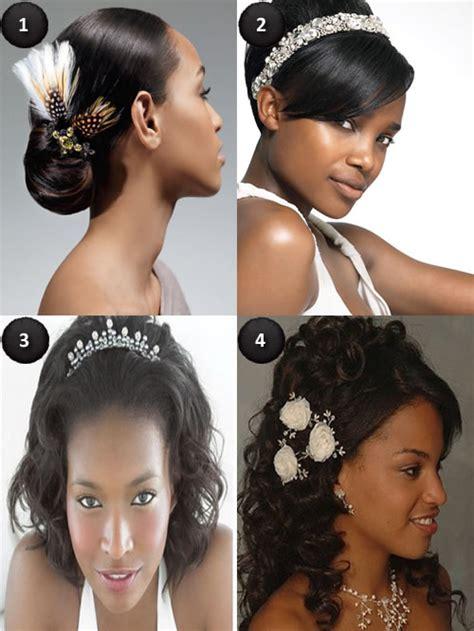 wedding hairstyles for black circletrest