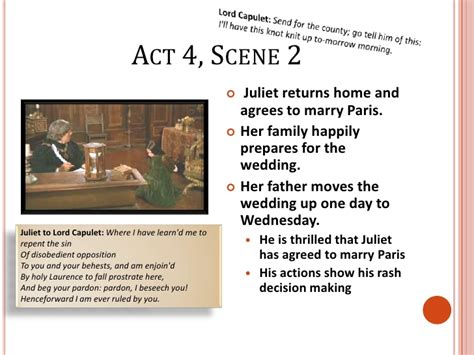 themes in romeo and juliet act 4 scene 5 romeo and juliet act 4 summary notes