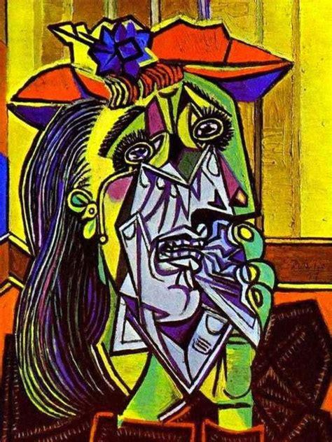 cuadros de piccaso pinturas m 225 s famosas de pablo picasso arte