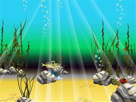 wallpaper underwater cartoon animated underwater wallpaper wallpapersafari