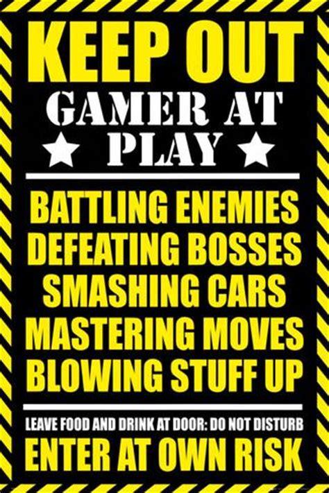 best room posters gaming prints allposters co uk