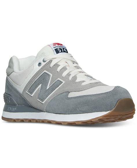 Harga New Balance 574 Di Indonesia new balance lifestyle 574 new mens shoes crimson