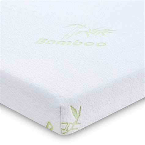 Non Memory Foam Mattress Topper Langria 3 Inch Memory Foam Mattress Topper Certipur Us Certified With Removable Zippered