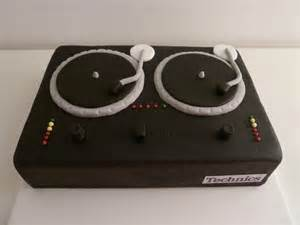dj decks dj decks cakes by siobhan cakes by siobhan