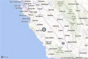 earthquake 3 1 quake strikes near king city california