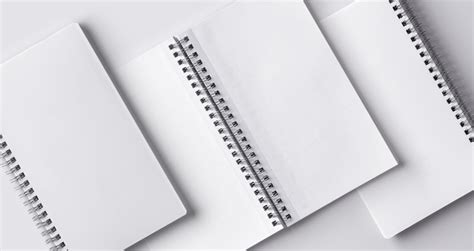 notebook template psd psd ringed paper notebook mockup psd mock up templates