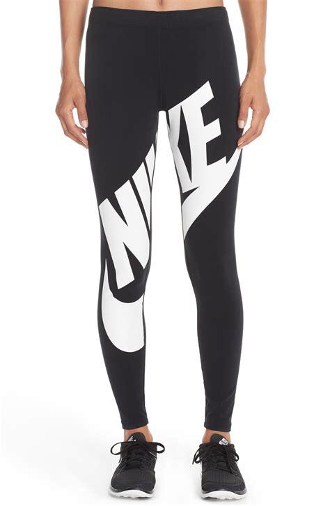 Nike Freyza Pink nike leg a see exploded logo boutiqify