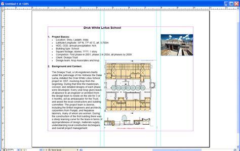 design a case study layout case studies