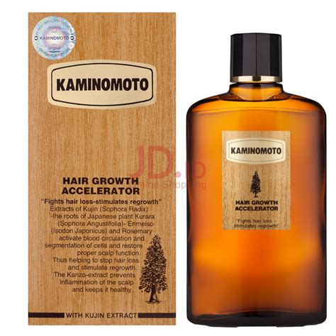 Jual Kaminomoto Hair Growth Accelerator jual kaminomoto hair growth accelerator 150ml jd id