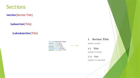 latex tutorial slide latex tutorial with texstudio