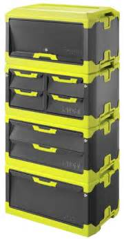 Multi Drawer Metal Cabinet Ryobi Toolblox Tool Cabinet System