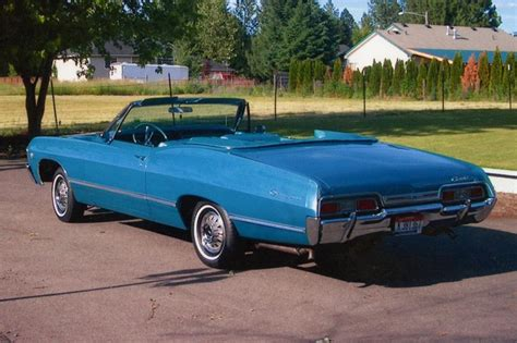 67 impala convertible 1967 chevrolet impala convertible 93444