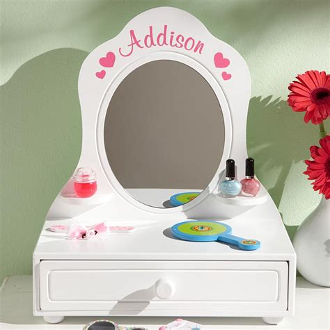 Kidkraft Princess Vanity And Stool Personalized Gifts For Kids Kids Gifts Personal Creations
