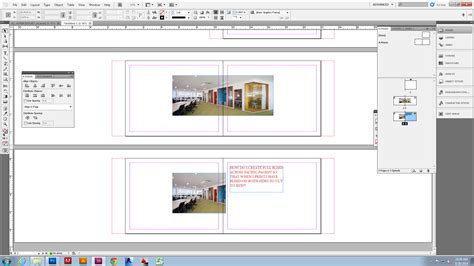 bleed layout definition print design how to have full bleed between two facing