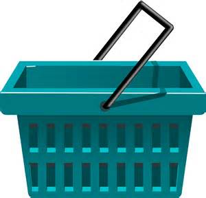 Shopping Basket Clipart free to use domain shopping clip