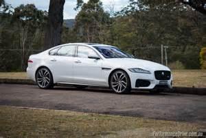 White Xf Jaguar 2016 Jaguar Xf S 35t Review Performancedrive