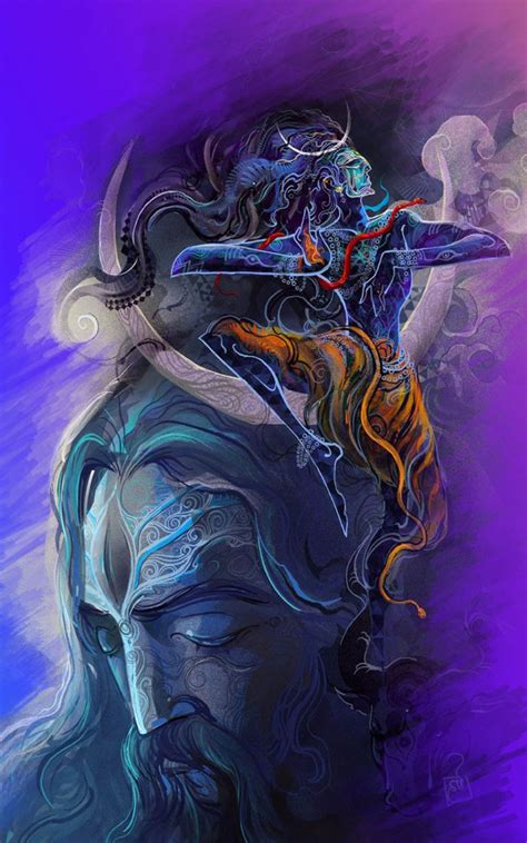 lord shiva aghori art  pure  ultra hd